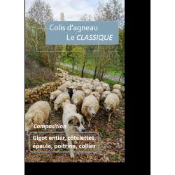 """Le """"Classique"""" 8kg -13,5€ / kg"""