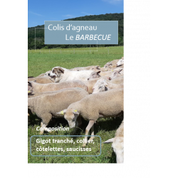 "Le ""Barbecue"" 8kg - 15 € /kg"
