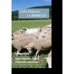 "Le ""Barbecue"" 4kg - 15.5 € /kg"