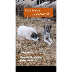 """Le """"Panaché""""  4kg - 11,3 €/kg"""