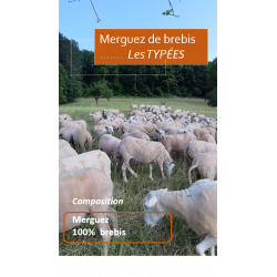 """Les """"Typées""""  2kg - 11,5 €/kg"""