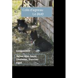 """Le """"Duo"""" 3.5kg - 17,7€ /kg"""